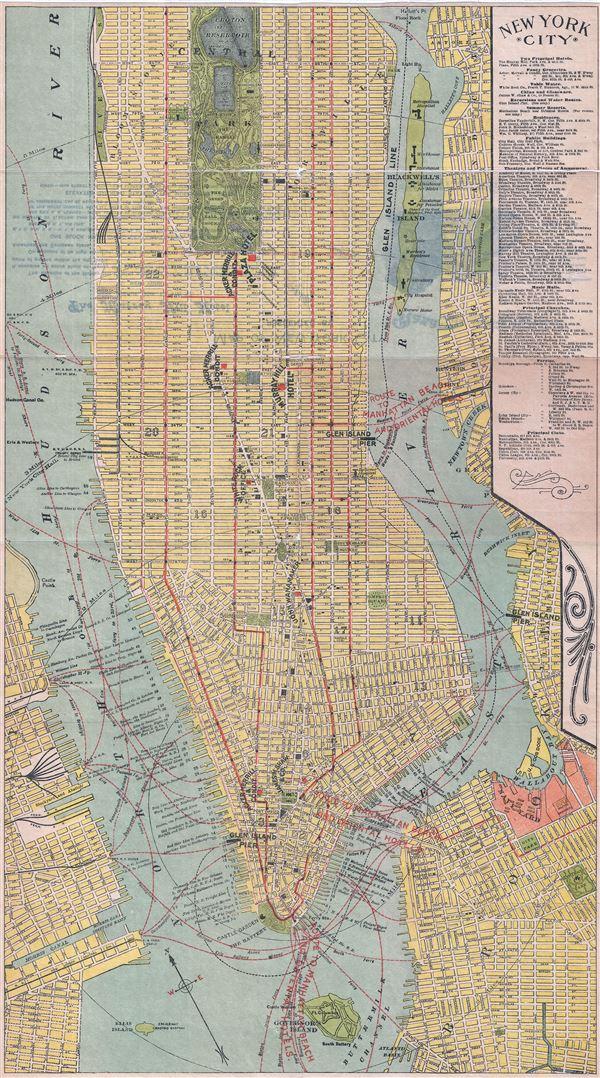 New York City. - Main View