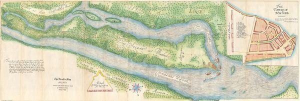 The Nicolls Map.