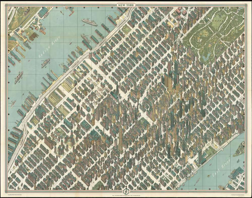 New York Map-Guide. - Main View