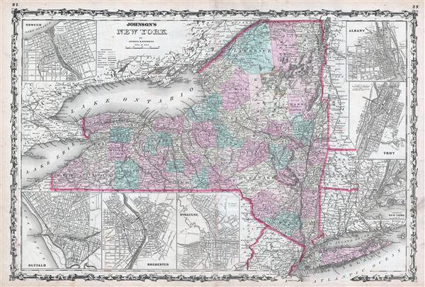 Johnson's New York. - Main View