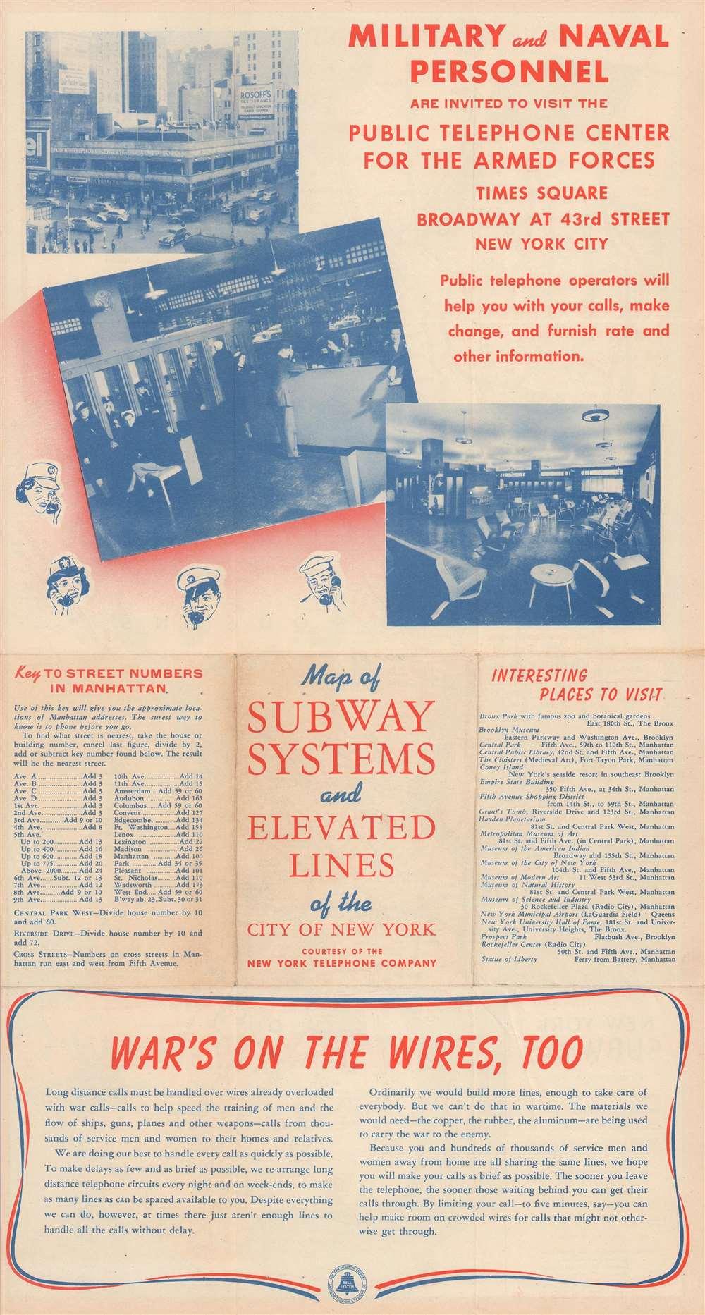 New York Subways. - Alternate View 1