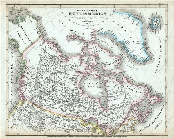 Britisches Nord-America.