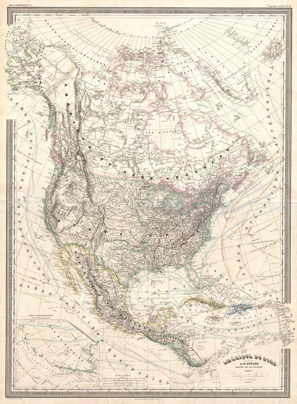 Amerique du Nord.