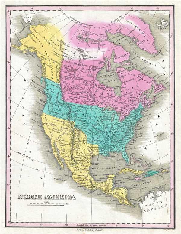 North America. - Main View
