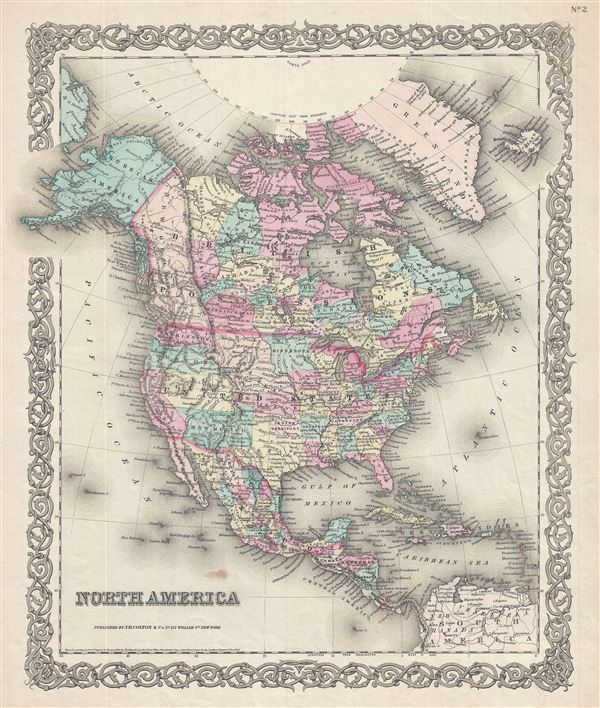 North America. - Main View