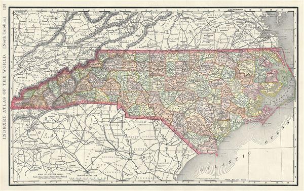 North Carolina. - Main View