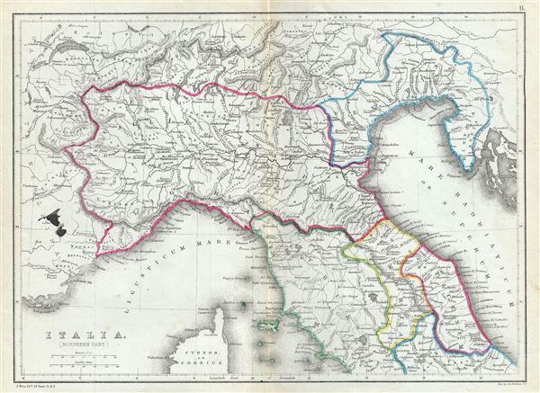 Italia (Northern Part).