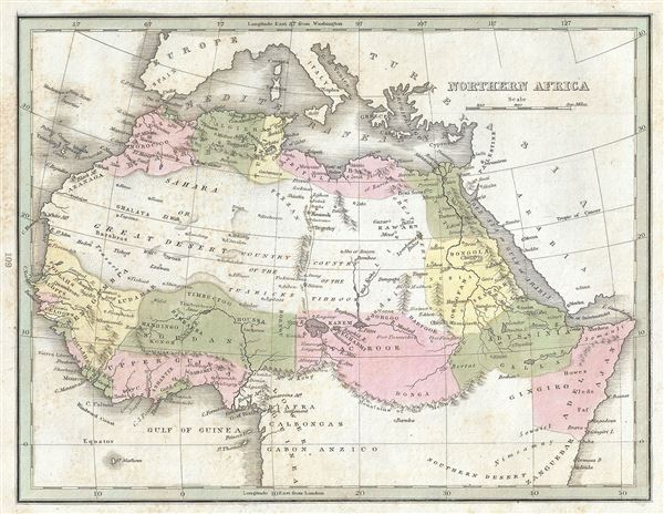 Northern Africa.