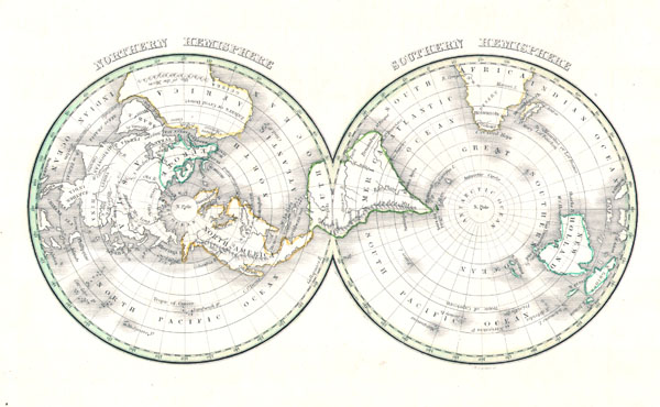 Northern Hemisphere / Southern Hemisphere