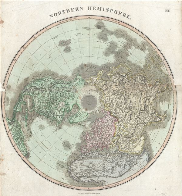 Northern Hemisphere. - Main View