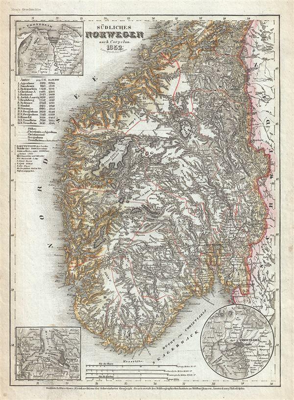 Sudliches Norwegen.