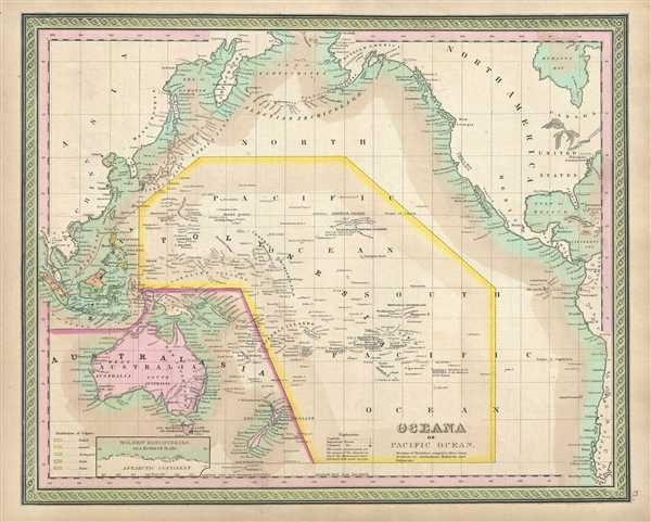 Oceana or Pacific Ocea.