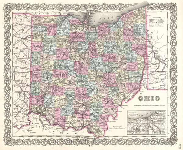 Ohio. - Main View