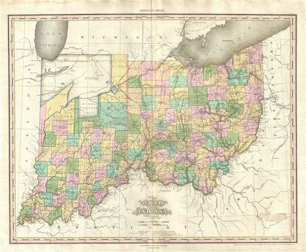 Ohio and Indiana By H.S. Tanner. - Main View