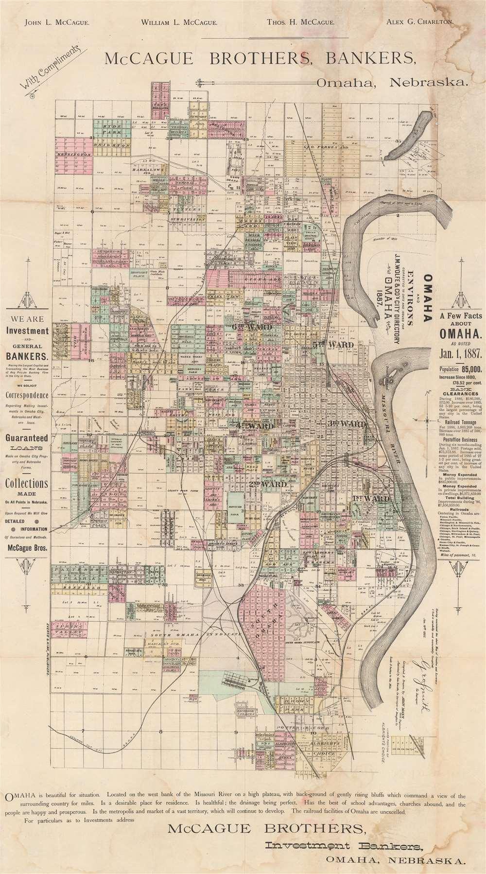 Omaha and Environs.