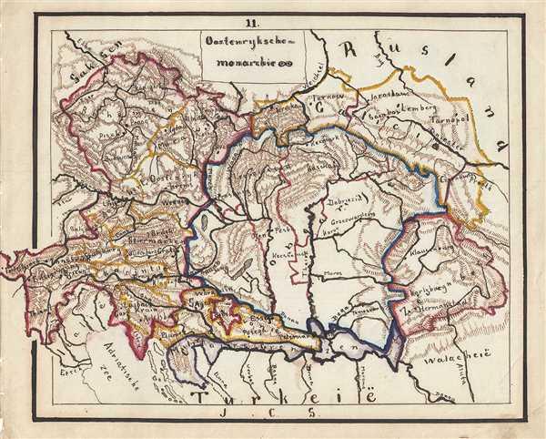 Oostenryksche-monarchie.