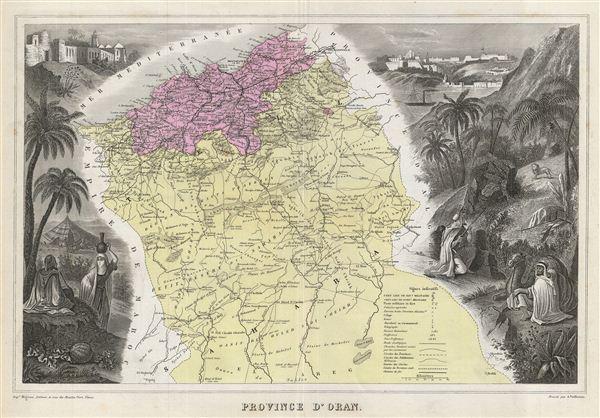 Province d'Oran.