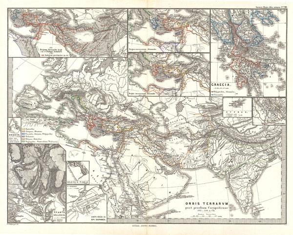 Orbis Terrarum post proelium Corupdiense - Main View