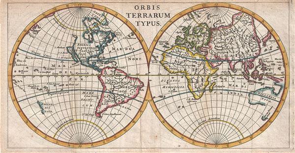 Orbis Terrarum Typus.