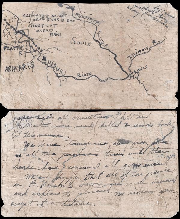 [Oregon Trail Manuscript]
