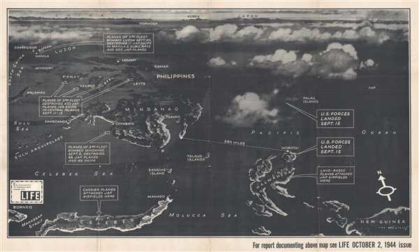 [The Pacific War] - Main View