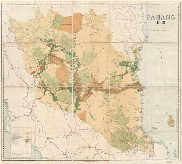 Pahang 1928.