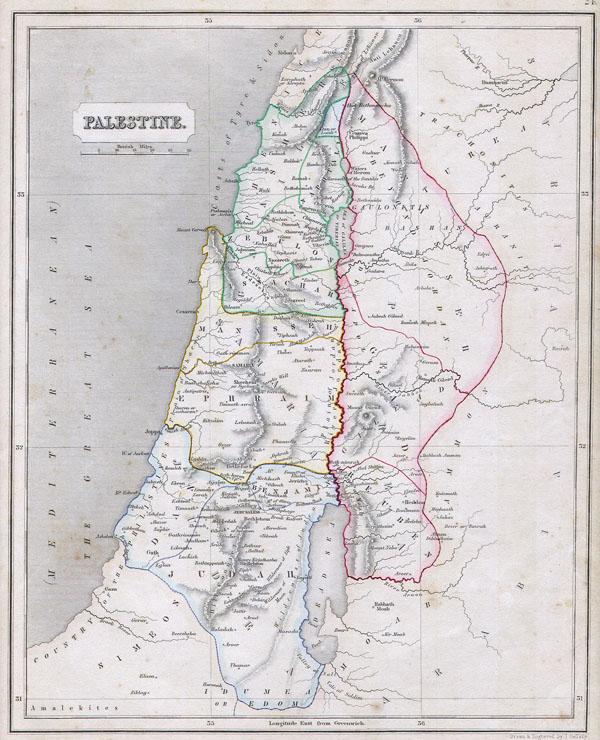 Palestine - Main View