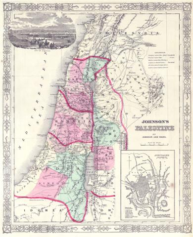 Johnson's Palestine.