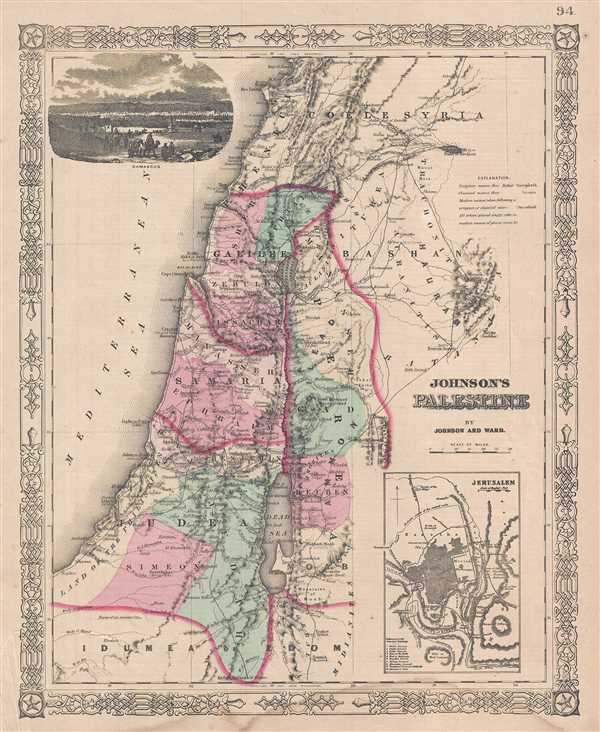 Johnson's Palestine.