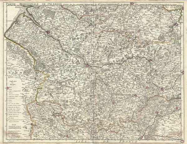 Partie Meridionale de Picardie.