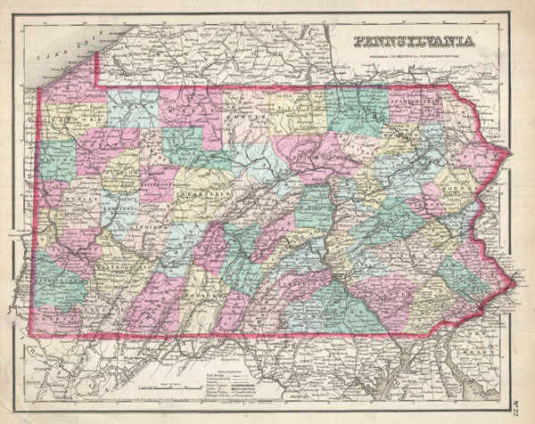 Pennsylvania. - Main View