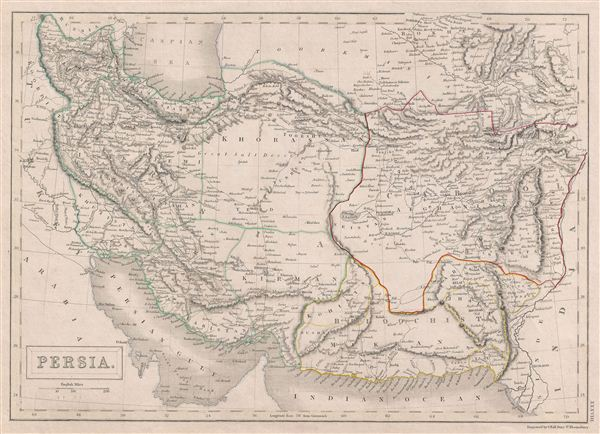Persia - Main View