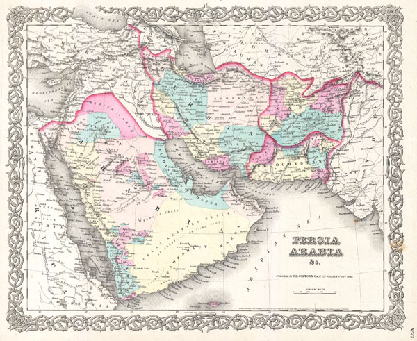 Persia, Arabia & Co.