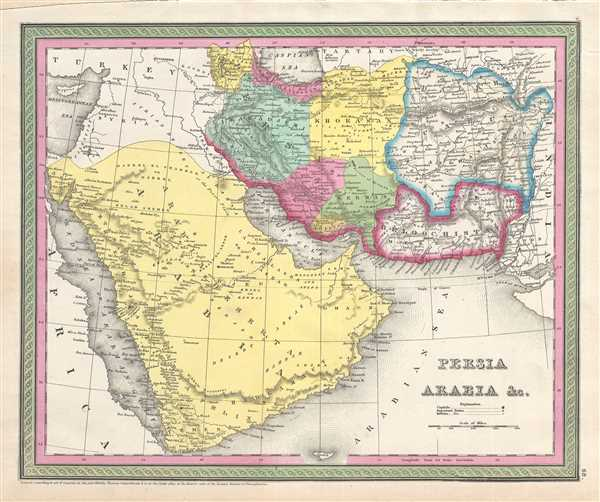 Persia Arabia etc.