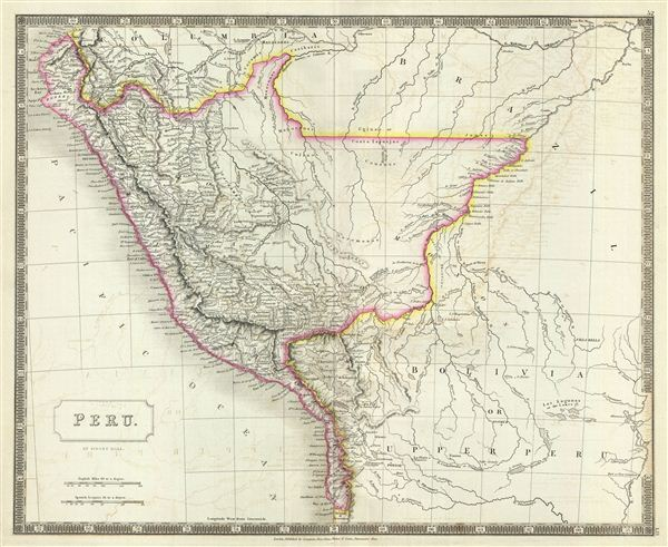 Peru. - Main View