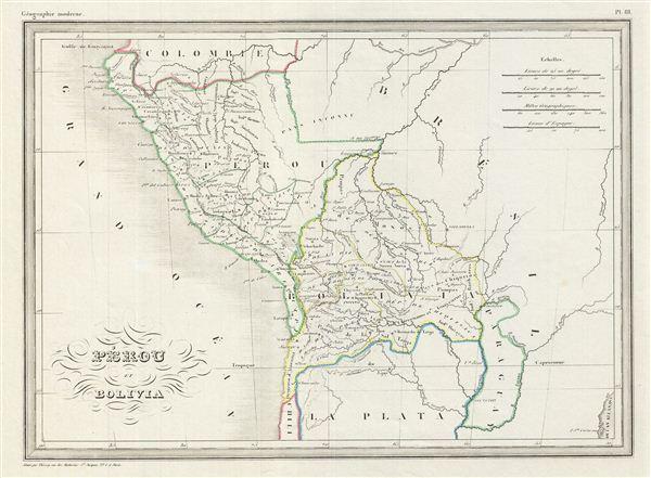 Perou et Bolivia