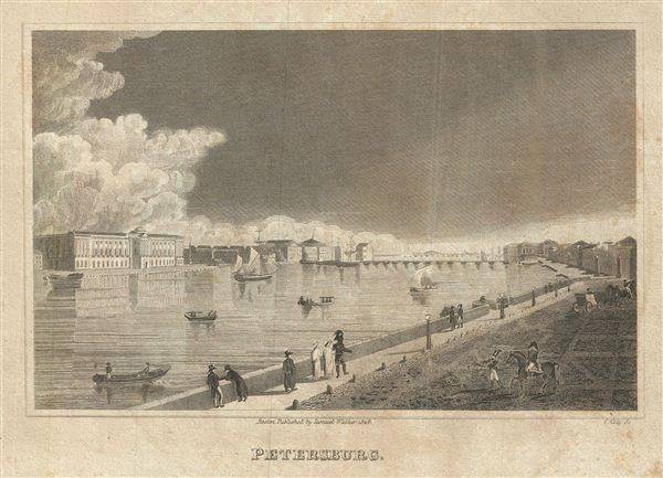 Petersburg. - Main View