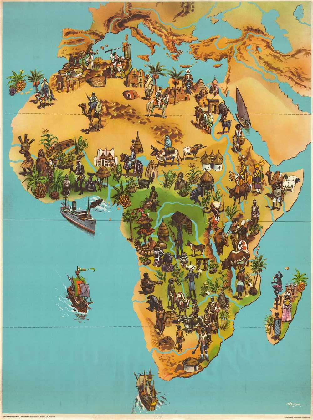 [Africa]. - Main View