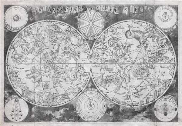 Planisphaerium Coeleste.