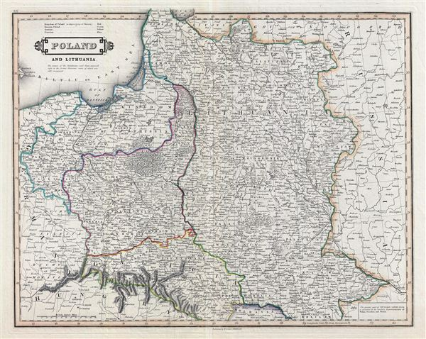 Poland and Lithuania. - Main View
