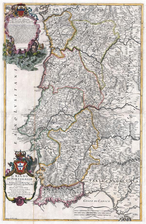 Il Regno di Portogallo.