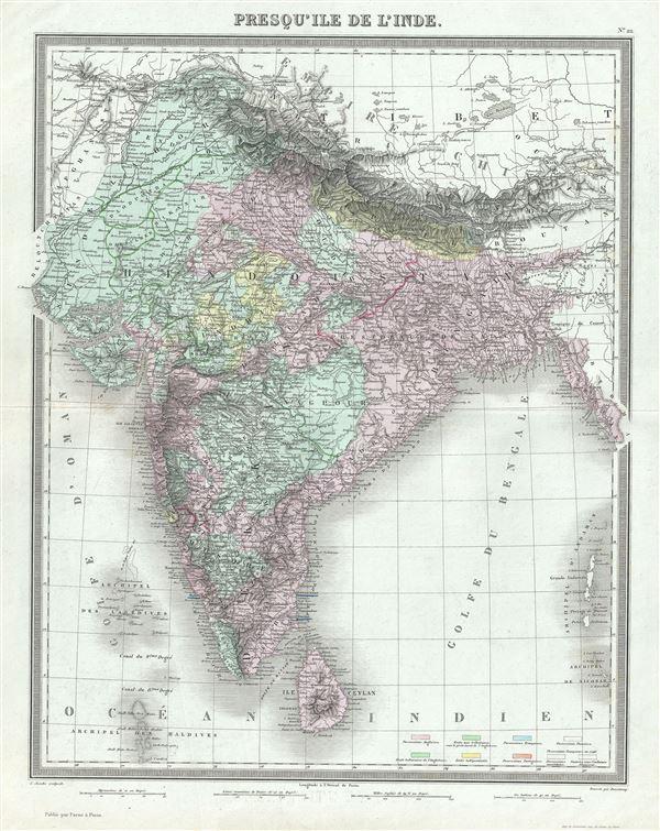 Presqu'Ile de l'Inde.