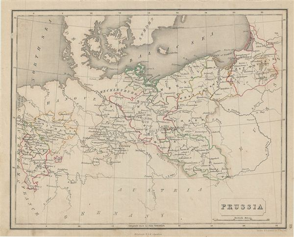 Prussia. - Main View