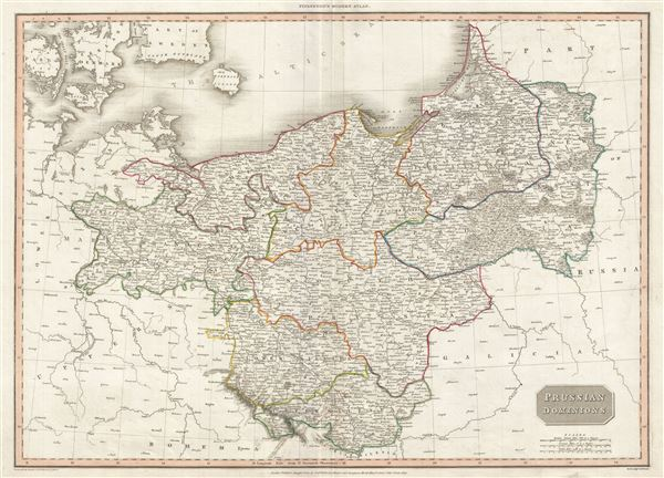 Prussian Dominions. - Main View