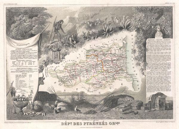 Dept. des Pyrenees Orientales.