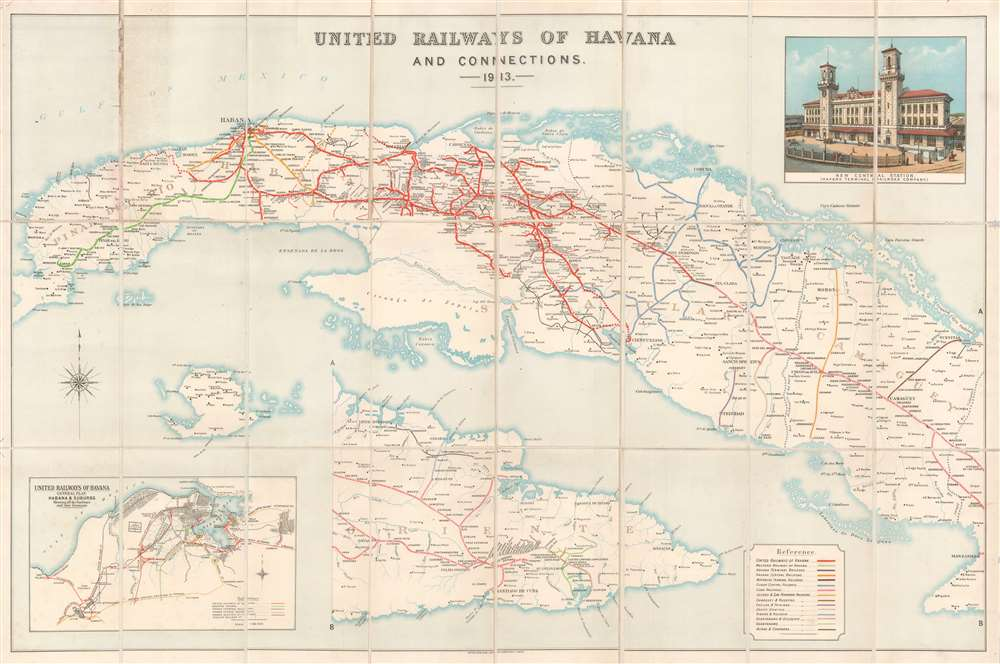 United Railways of Havana and Connections. - Main View