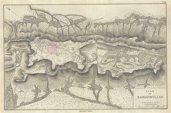 Plan of Ramanmullay. - Main View