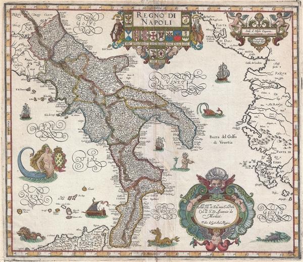 Regno di Napoli.