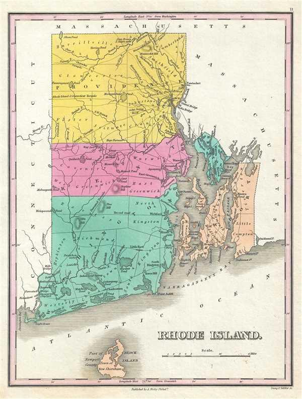 Rhode Island. - Main View