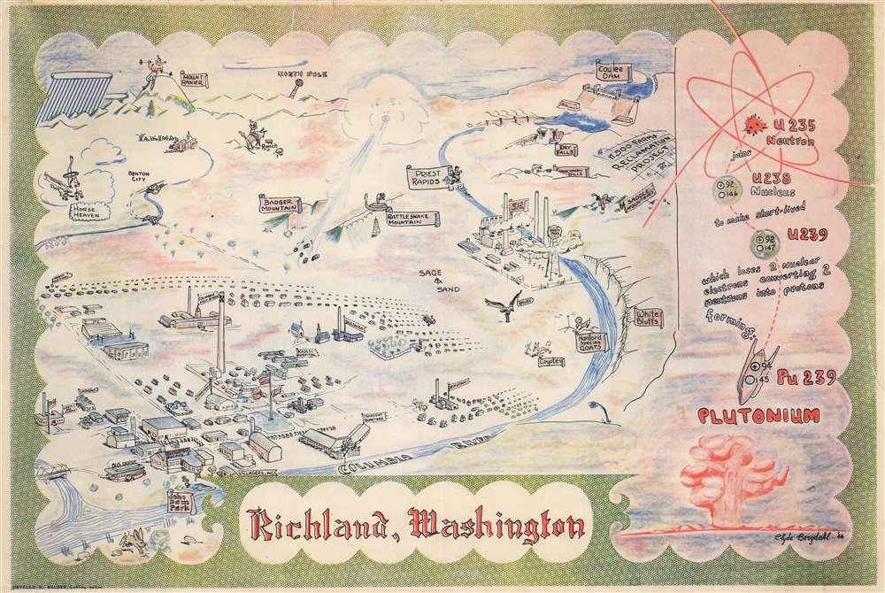 Richand, Washington. - Main View